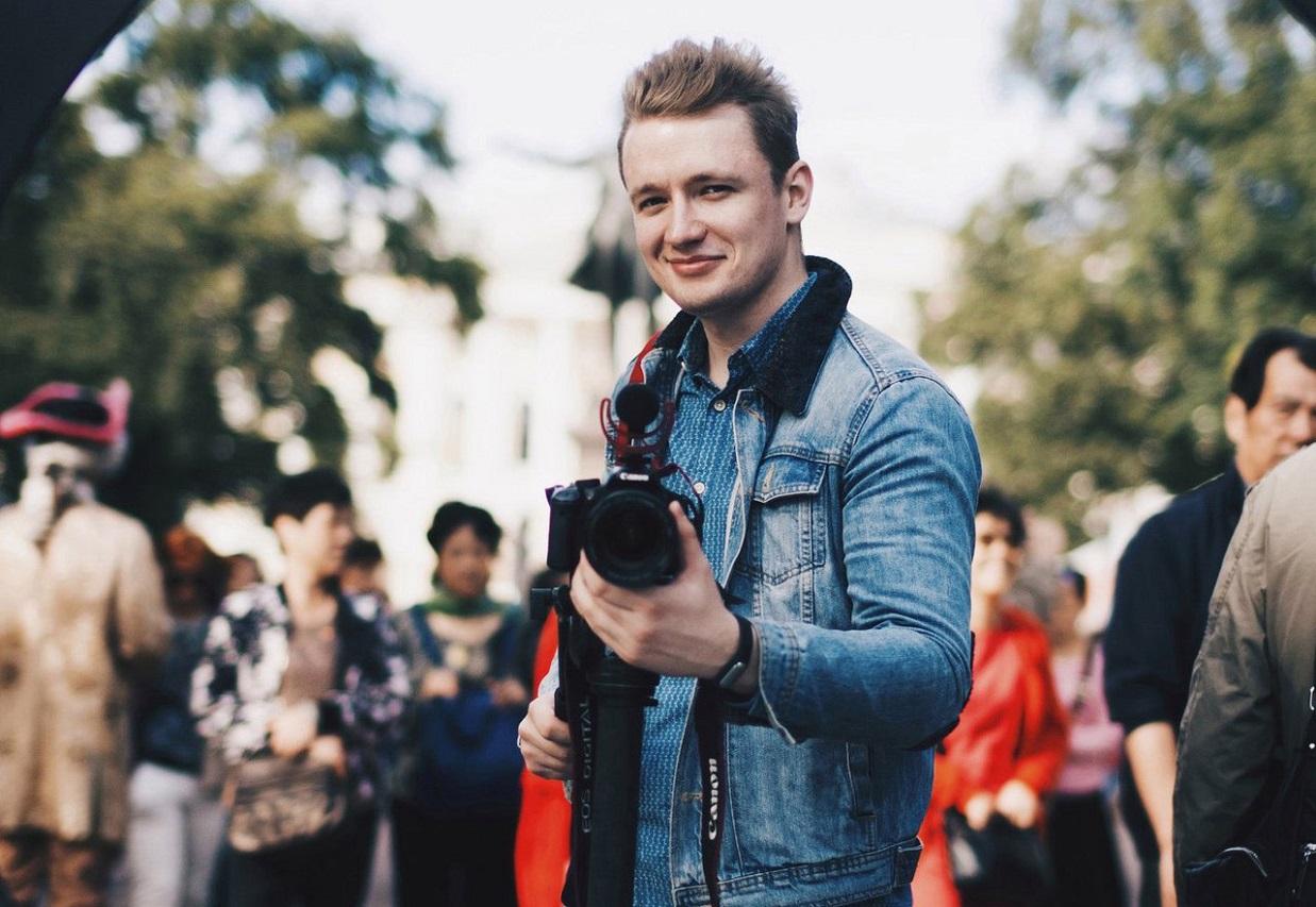 Видеограф Евгений Одинцов