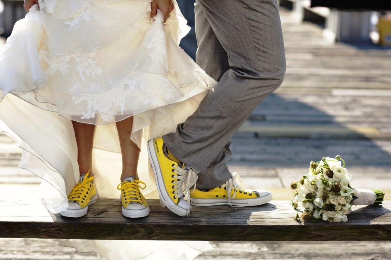 Топ самых необычных свадебных луков