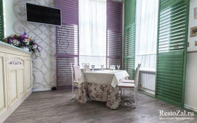 Банкетные залы на 10 человек в Санкт-Петербурге