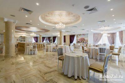 Банкетные залы на 100 человек в Санкт-Петербурге