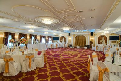 Банкетные залы на 200 человек в Санкт-Петербурге
