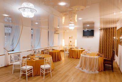 Банкетные залы на 25 человек в Санкт-Петербурге
