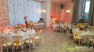 Банкетные залы на 30 человек в Санкт-Петербурге
