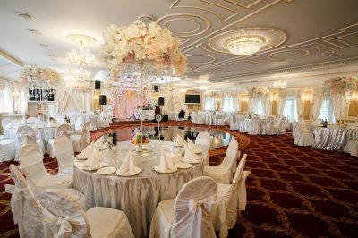Банкетные залы на 500 человек в Санкт-Петербурге