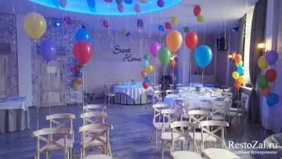 Банкетные залы для Дня Рождения в Санкт-Петербурге