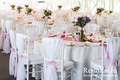 Банкетные залы для свадьбы в Санкт-Петербурге