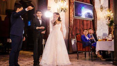 Фокусники на свадьбу в Санкт-Петербурге