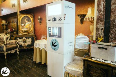 Фотобудка на свадьбу в Санкт-Петербурге