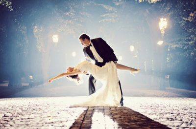 Постановка свадебного танца в Санкт-Петербурге