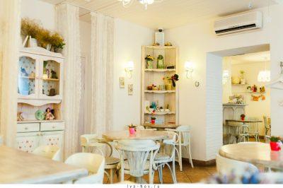 Кафе на 15 человек в Санкт-Петербурге