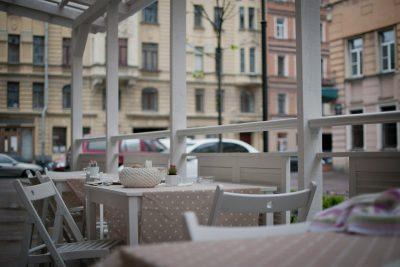 Кафе на 30 человек в Санкт-Петербурге