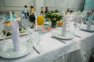 Кафе для юбилея в Санкт-Петербурге