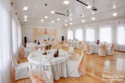 Коттеджи на свадьбу в Санкт-Петербурге