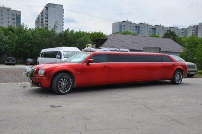 Лимузины на свадьбу в Санкт-Петербурге