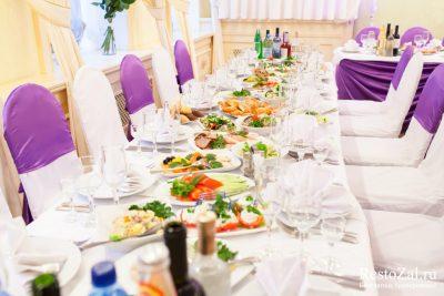 Рестораны для корпоратива в Санкт-Петербурге