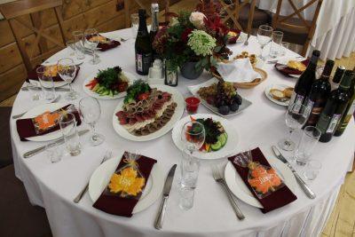 Свадебные рестораны на 10 человек в Санкт-Петербурге