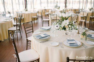 Рестораны для свадьбы на 100 человек в Санкт-Петербурге