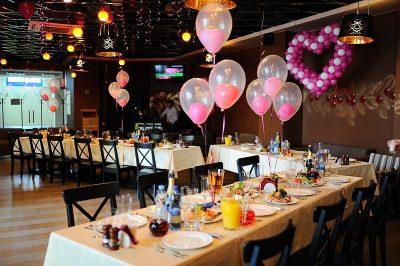 Рестораны для свадьбы на 20 человек в Санкт-Петербурге