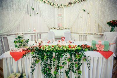 Свадебные рестораны на 25 человек в Санкт-Петербурге
