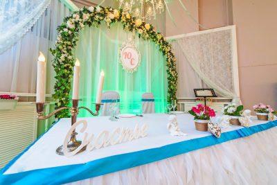Рестораны для свадьбы на 30 человек в Санкт-Петербурге