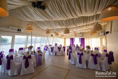 Рестораны для свадьбы на 40 человек в Санкт-Петербурге