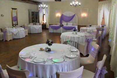 Рестораны для свадьбы на 60 человек в Санкт-Петербурге