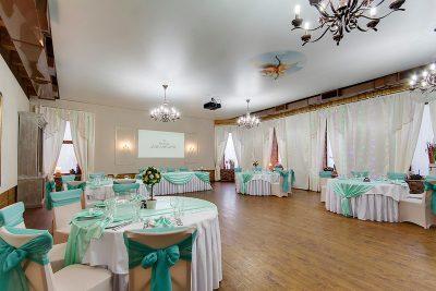 Рестораны для свадьбы на 80 человек в Санкт-Петербурге