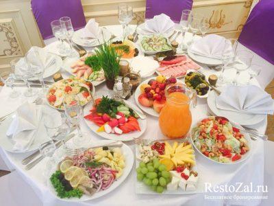 Рестораны для выпускного в Санкт-Петербурге