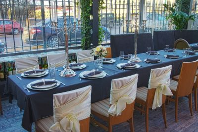 Рестораны на 15 человек для банкета в Санкт-Петербурге