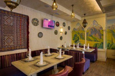 Рестораны на 15 человек в Санкт-Петербурге