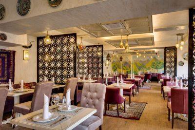 Рестораны на 25 человек в Санкт-Петербурге