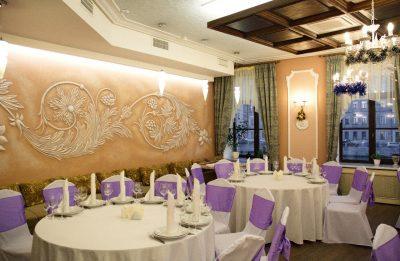 Рестораны на 25 человек для банкета в Санкт-Петербурге