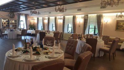 Рестораны на 35 человек в Санкт-Петербурге
