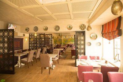 Рестораны на 35 человек для банкета в Санкт-Петербурге