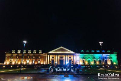 Рестораны на 500 человек в Санкт-Петербурге