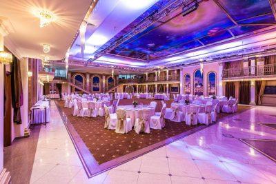 Рестораны, кафе и банкетные залы при отеле в Санкт-Петербурге