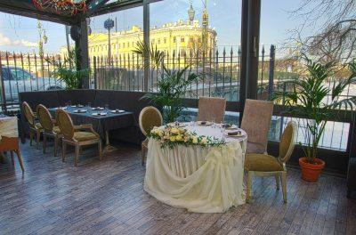 Рестораны у воды в Санкт-Петербурге