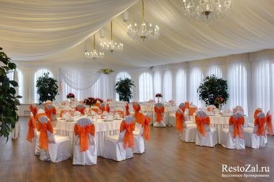 Шатры для свадьбы в Санкт-Петербурге