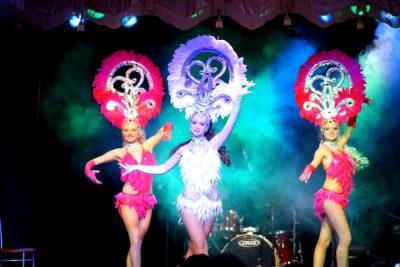 Шоу-балет и танцевальные коллективы в Санкт-Петербурге