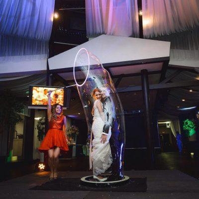 Шоу мыльных пузырей в Санкт-Петербурге