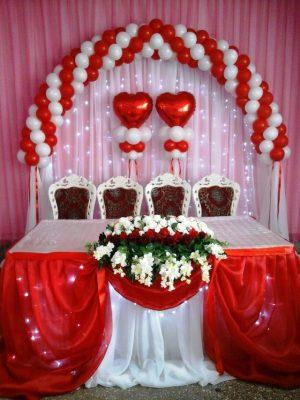 Свадебное оформление в Санкт-Петербурге