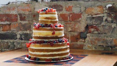 Свадебные торты на заказ в Санкт-Петербурге