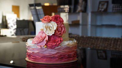 Торт на свадьбу в Санкт-Петербурге