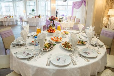 Рестораны, кафе и банкетные залы в центре Санкт-Петербурга