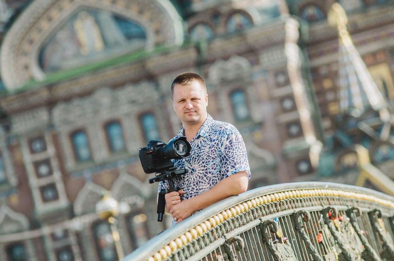Видеограф Виктор Новиков