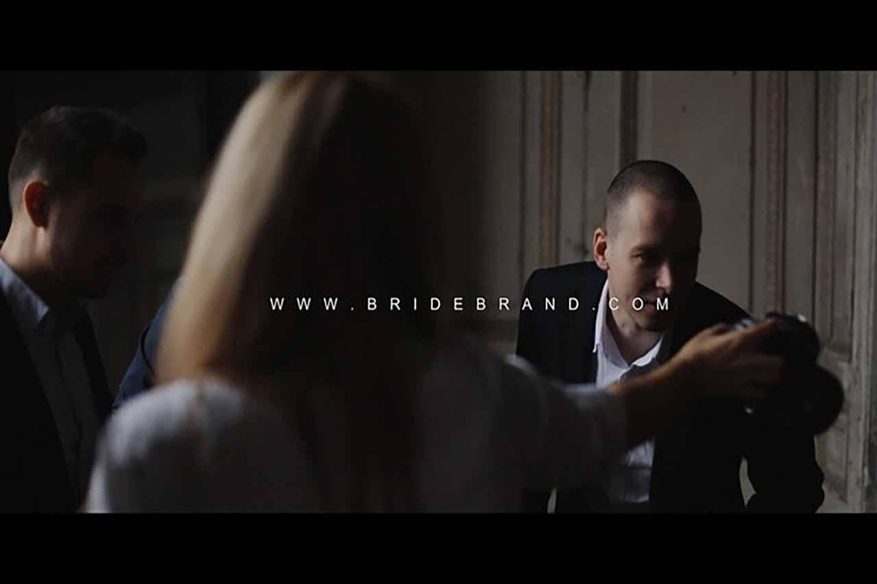 Фото и видеосъемка BRIDEBRAND