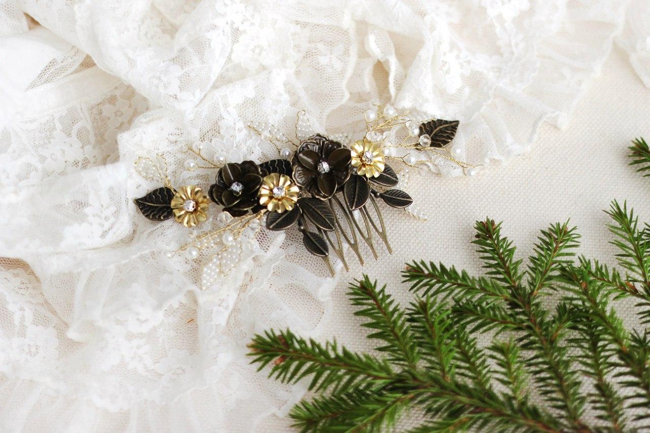 Свадебные украшения Mariage
