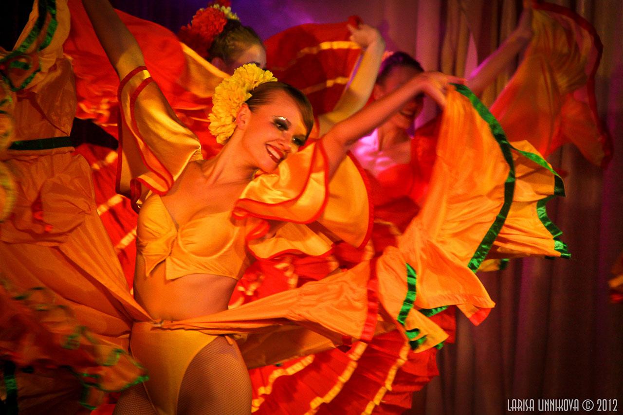 Шоу-балет Империя-дэнс