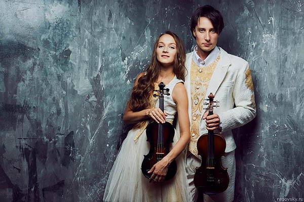 Скрипичный дуэт Струны Петербурга
