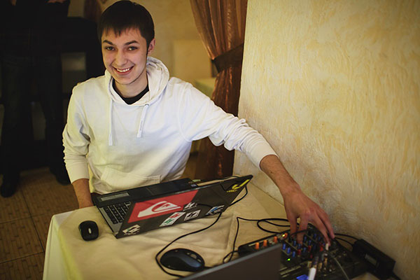 DJ Егор Мерзляков